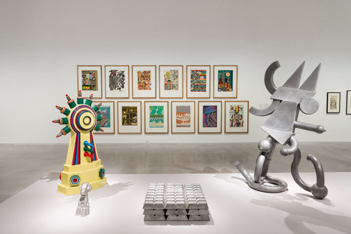 Eduardo Paolozzi. Lots of Pictures - Lots of Fun, Berlinische Galerie, Berlino, 2018