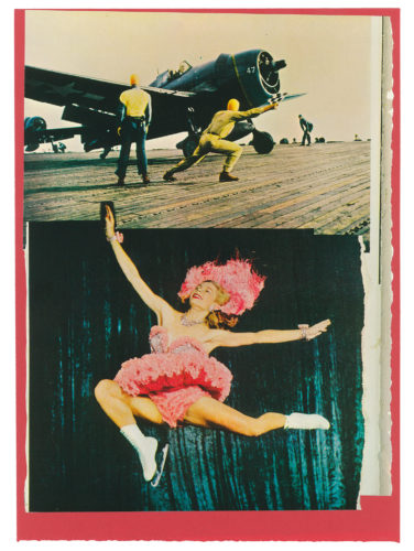 Eduardo Paolozzi, Bunk: Take Off, 1950−1972. © Trustees of the Paolozzi Foundation, Licensed by/VG Bild-Kunst, Bonn 2017.