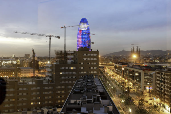 Torre Glòries, Jean Nouvel, Barcellona, 2007. Foto: © Paolo Rosselli.