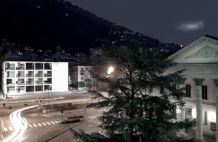 Casa del Fascio, Giuseppe Terragni, Como, 2003-04. Photo: © Paolo Rosselli.