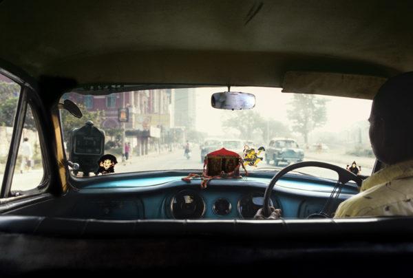 Calcutta, 1981. Foto: © Paolo Rosselli.