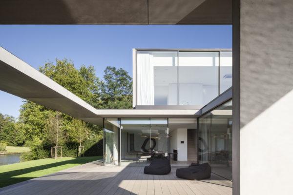 Residence VDB, Fiandre. Govaert & Vanhoutte.