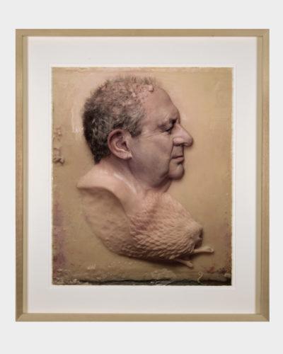 Roberto Cuoghi, Megas Dakis, 2007, private collection.