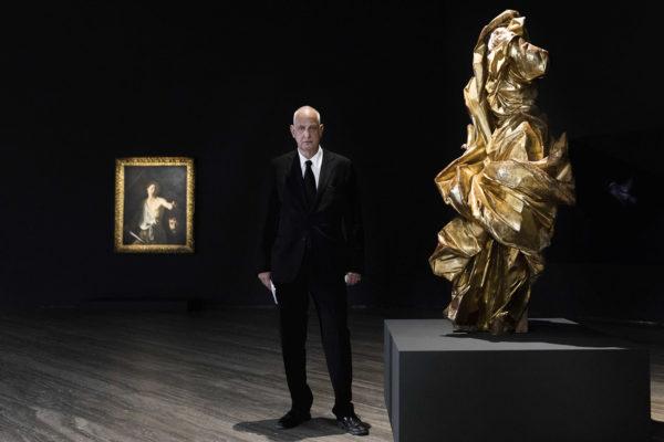Luc Tuymans alla Fondazione Prada, Milano. Foto: Ugo Dalla Porta. Courtesy Fondazione Prada.