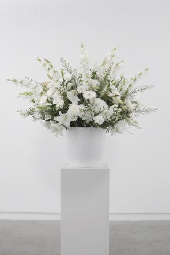 Willem de Rooij, Bouquet IX, 2012. Foto: Szymon Rogiński. Courtesy Galerie Buchholz, Berlin / Cologne / New York.