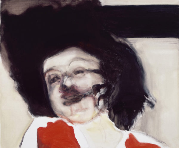 Marlene Dumas, Dead Girl, 2002. LACMA (Los Angeles County Museum of Art), purchased with funds from the Buddy Taub Foundation, Jill and Dennis Roach, directors (M.2003.1). © 2018 Digital Image Museum Associates / LACMA / Art Resource NY / Scala, Florence.