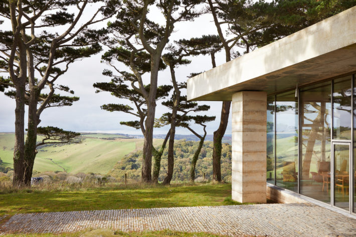 Secular Retreat, Devonshire. Peter Zumthor.