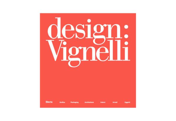 Design Vignelli, Electa