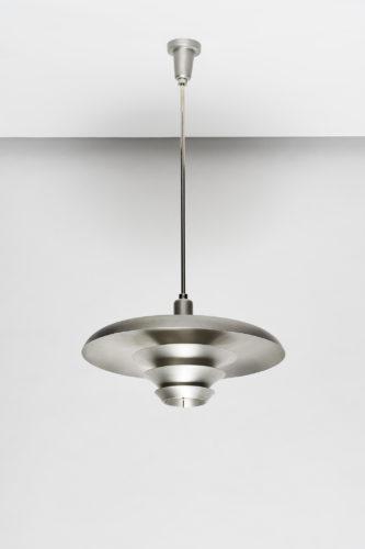 Alfred Schäfter (progetto e produzione), lampada a sospensione, prototipo, 1931-32. Foto: © Gunter Binsack, 2018, Stiftung Bauhaus Dessau.