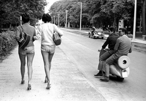 Viareggio, 1959. Foto: Paolo Di Paolo, © Archivio Paolo Di Paolo.