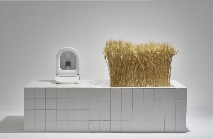 EOOS, vista dell'installazione Circular Flows, Austria, partecipazione nazionale alla XXII Esposizione Internazionale della Triennale di Milano, 2019. Foto: © MAK/Georg Mayer/EOOS.