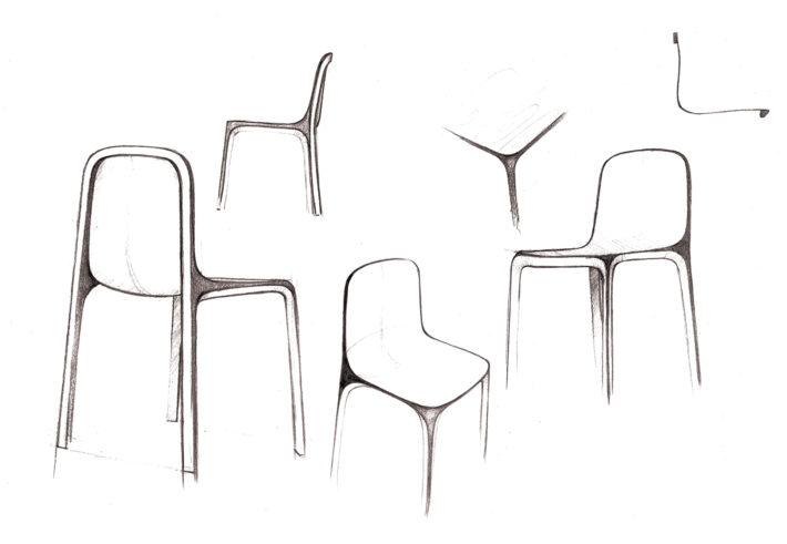 Frida, design di Odoardo Fioravanti per Pedrali