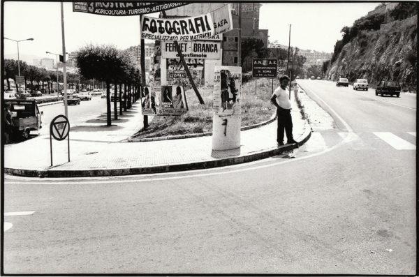Gaeta, 1979. Foto: Giuseppe Loy, © Archivio Giuseppe Loy.