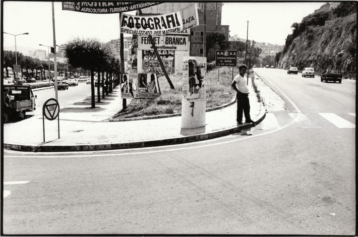 Gaeta, 1979. Photo: Giuseppe Loy,© Archivio Giuseppe Loy.