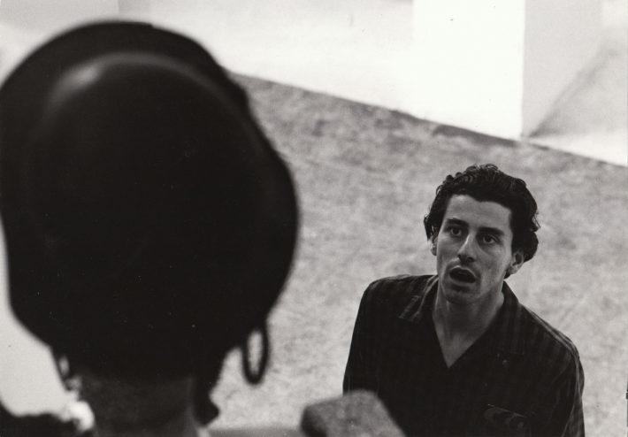Venice Biennale, 1966. Photo: Giuseppe Loy,© Archivio Giuseppe Loy.