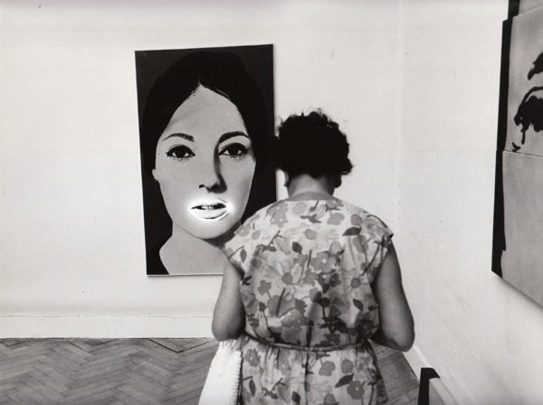 Biennale di Venezia, 1966. Foto: Giuseppe Loy, © Archivio Giuseppe Loy.