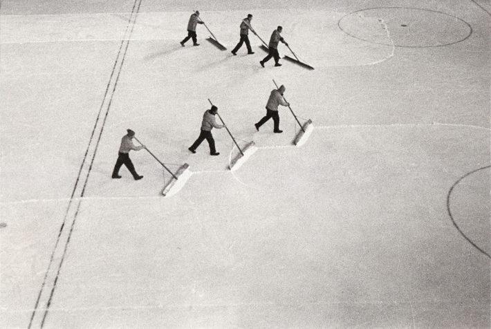 Ortisei, 1956. Foto: Giuseppe Loy, © Archivio Giuseppe Loy.