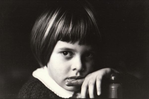 Benedetta Loy, 1964. Foto: Giuseppe Loy, © Archivio Giuseppe Loy.
