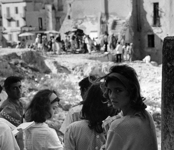 Napoli, 1961. Foto: Giuseppe Loy, © Archivio Giuseppe Loy.