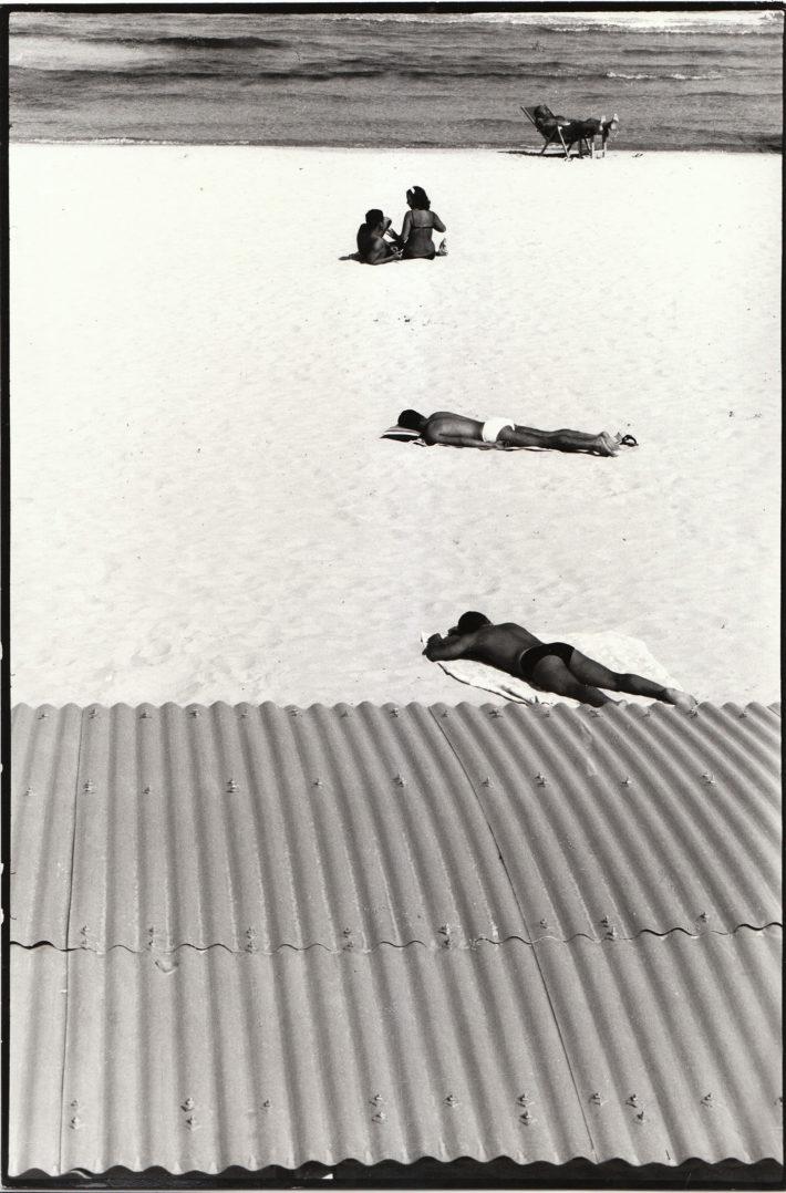 Ostia, 1960. Photo: Giuseppe Loy,© Archivio Giuseppe Loy.