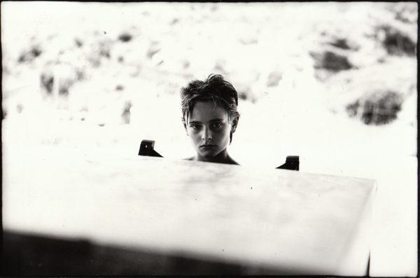 Anna Loy, 1968. Foto: Giuseppe Loy, © Archivio Giuseppe Loy.