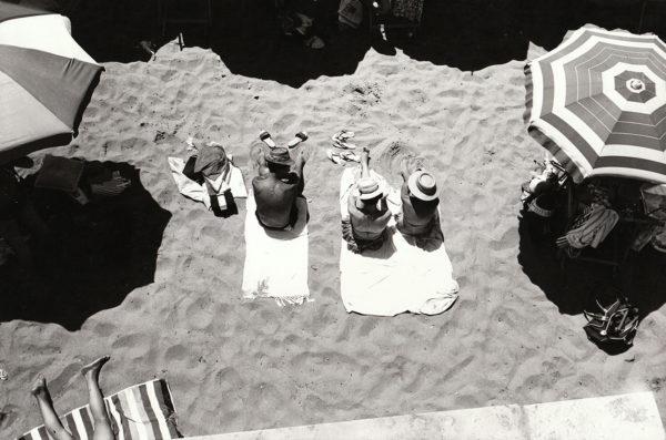 Santa Marinella, 1969. Foto: Giuseppe Loy, © Archivio Giuseppe Loy.